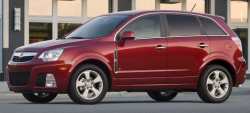 GM Recalls 2012 Captiva Sport Vehicles Over Faulty Parking Brake