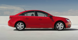 Chevy Cruze Lawsuit Says Steering Wheels Lock
