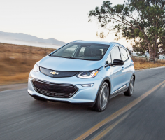 Chevy Bolt Class Action Lawsuit Filed Over Range