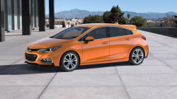 General Motors Recalls Chevrolet Cruze Cars to Fix Seats