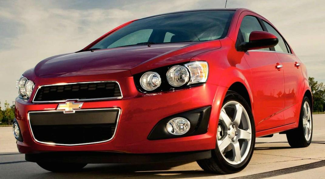 chevy sonic technical service bulletin