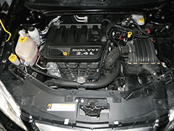 2011 Chrysler 200 Engine Dies While Driving
