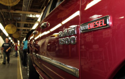Government Sues Chrysler Over Ram and Jeep Emissions