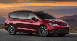 Chrysler Pacificas Recalled To Fix Loose Battery Connections