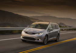 Chrysler Recalls Pacifica Minivans For Rollaway Risk