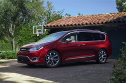 FCA Recalls Chrysler Pacifica Minivans To Fix Seat Belt Buckles