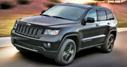 Chrysler Recalls 570,000 SUVs To Fix Fire Dangers