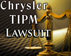 Judge Says Chrysler Tipm Class Action Lawsuit Can Move