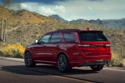 Dodge Durango Recall Issued For Missing Parts
