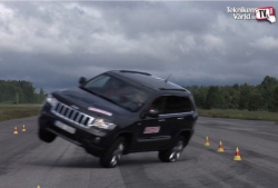 Does the Jeep Grand Cherokee Have 'Moose Problems?'