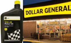 Dollar General Motor Oil Lawsuit Says Oil is 'Obsolete'