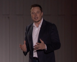 Elon Musk Out as Chairman of Tesla