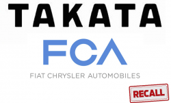Fiat Chrysler Recalls Trucks and SUVs to Fix Takata Airbags