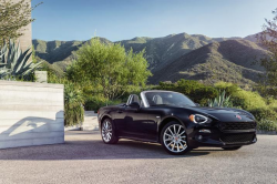 Fiat 124 Spider Recall Ordered Over Sudden Downshifting