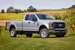Ford Expands Chrome Door Handle Cover Recall