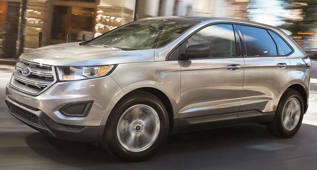 Ford Recalls Edge And Lincoln Mkx For Faulty Door Bolts Cars Automobiles