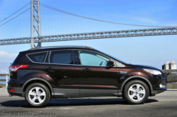 Ford Recalls 2013 Escapes Because of Carpet Padding
