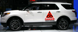 Ford Explorer Carbon Monoxide Lawsuit Filed