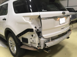 Ford Explorer Exhaust Smells Investigated