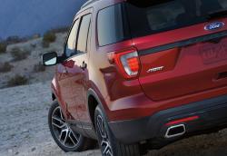 Ford Explorer Recall: Suspension Problems in 1 2 Million SUVs