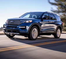 Ford Explorer Recall Issued For Seat Belt Buckles