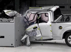 ford f 150 aluminum crew cab aces crash tests f 150 aluminum extended cab doesnt fare as well