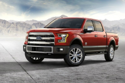 Ford F-150 Doors Won't Latch Closed in the Cold: Lawsuit