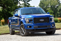 Ford Recalls 2 Million F-150s After 17 U.S. Fires