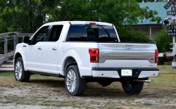 Ford F-150 Tailgate Recall Issued in Canada