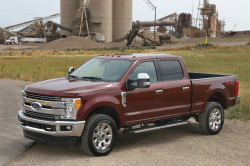Ford F-250 and F-350 Super Duty Emissions Lawsuit Filed