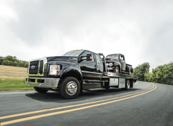 Ford Recalls F-650 and F-750 Due To Parking Brake Cables