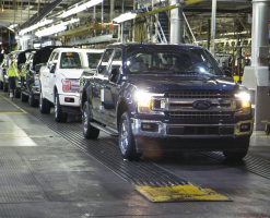 Ford F-150 Brake Failure Lawsuit Hangs On
