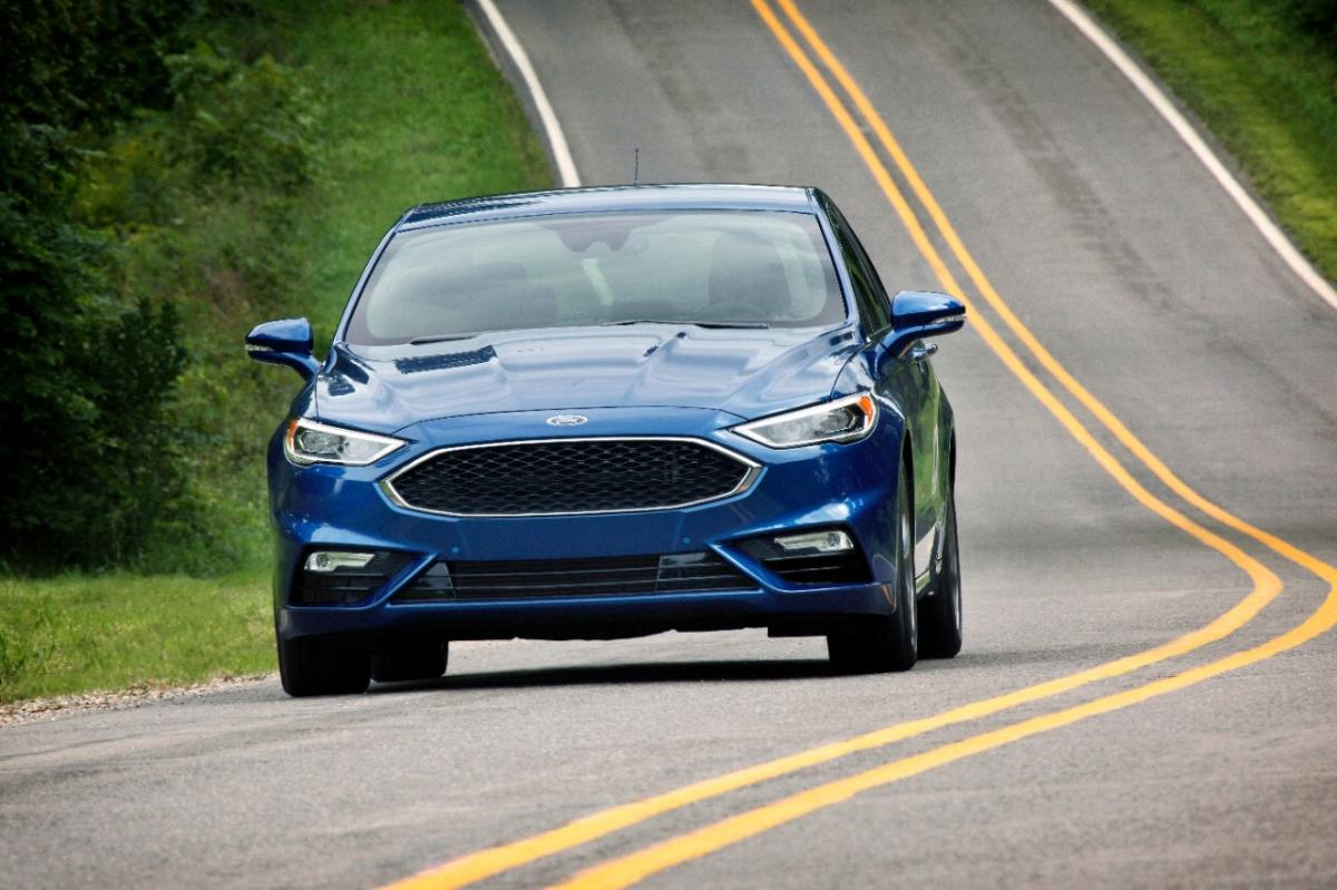 Ford Fusion Gear Shift Recall Expanded
