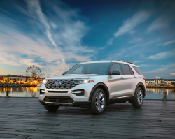 Ford Explorer, Lincoln Aviator Recalled For Motor Mounts