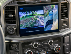 Ford Rear Camera Recall For 701,000 Vehicles