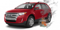 Ford Recalls Edge (Again): Gas Leak Could Cause Fire