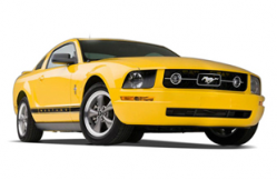 Ford Recalls 500,000 Mustangs To Fix Exploding Airbags