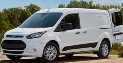 Ford Transit Connect Vans Recalled For Seat Belt Pretensioners