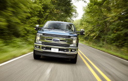 Ford Truck 'Death Wobble' Lawsuit Includes F-250 and F-350