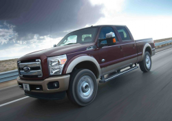 Ford Trucks Won't Be Recalled For Stalling Problems