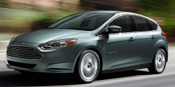 Ford Recalls Focus Electric and Focus ST Cars