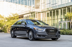 Genesis G80 and G90 Cars Recalled Over Fire Risk
