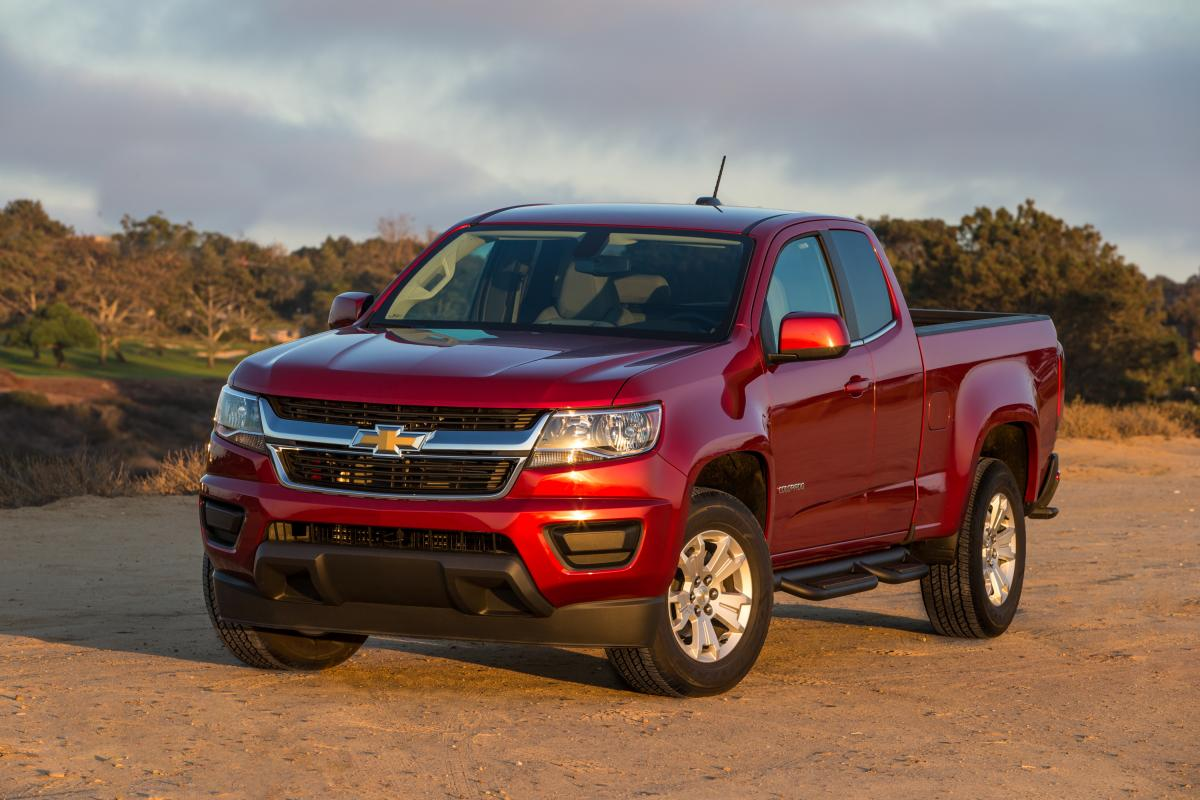 Chevy Colorado and GMC Canyon 6L50 Transmissions Cause Lawsuit