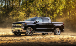 Chevy Silverado 1500 and GMC Sierra 1500 Recalled After Fire