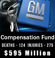 GM Ignition Switch Compensation Fund Pays Out $595 Million