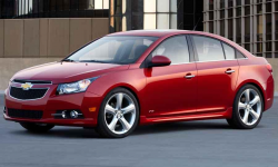 GM Recalls Chevy Cruze After Reports of Engine Fires