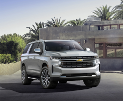 GM Seat Bolt Recall For Chevy and GMC SUVs