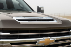 Chevy and GMC Truck Hoods May Open While Driving