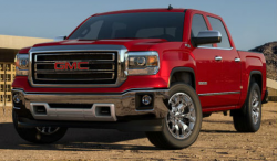 GM Recalls Trucks Over Risk of Head/Neck Injuries in a Crash