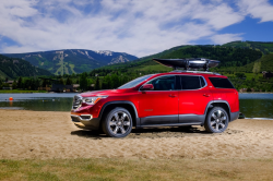 GMC Acadia Shift Park problems cause lawsuit
